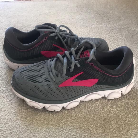 51ca3cc4c9596 Brooks Shoes - Brooks Anthem Running Shoes